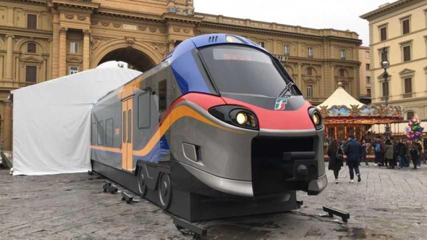 Ferriove dello Stato ha presentato i nuovi treni regionali, in funzione da maggio 2019