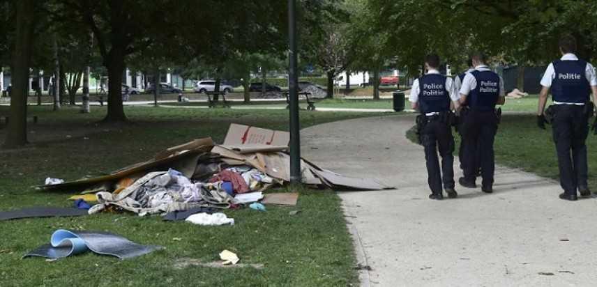 Bruxelles: due feriti in una sparatoria in un parco del centro