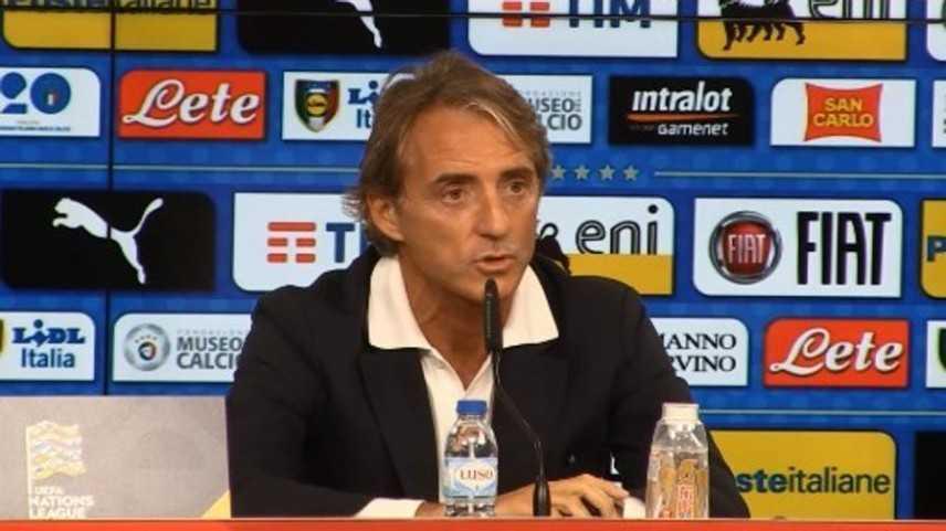 Calcio: Portogallo-Italia 1-0, per Mancini un punto in due match