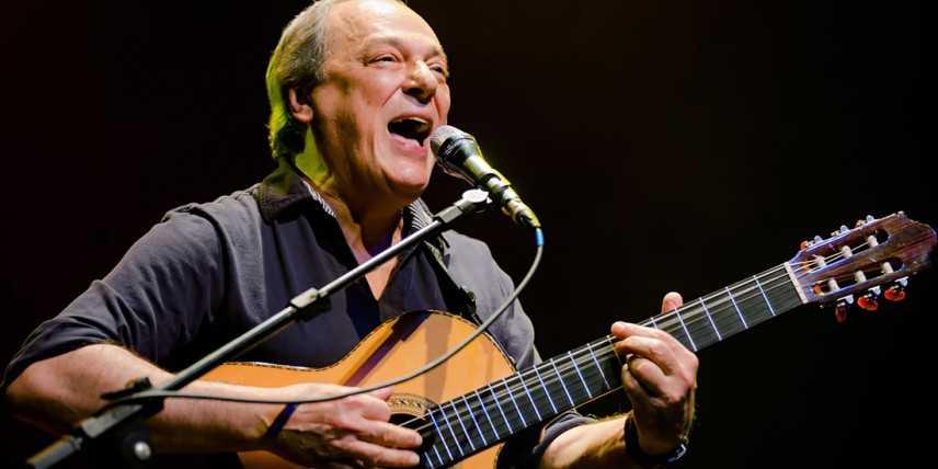 Toquinho espressione più pura e autentica della musica brasiliana il 6 ottobre a Catanzaro