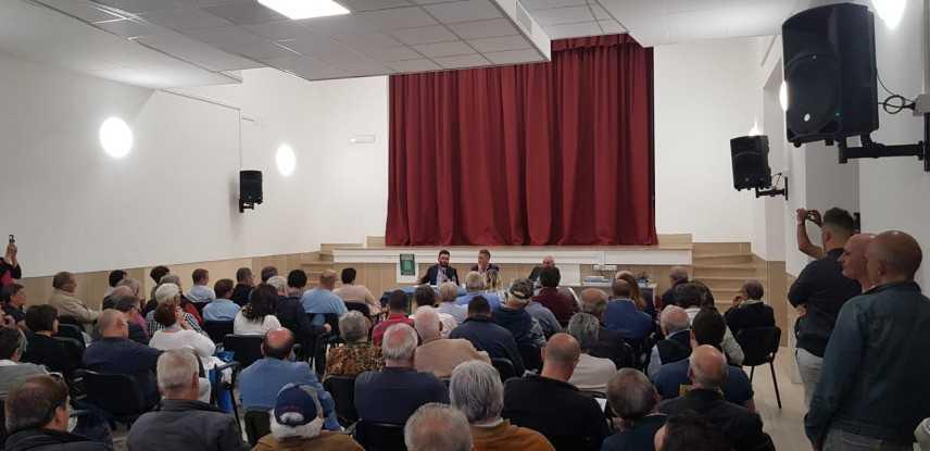 Comune  Paliano: conferenza stampa sulla concessione della gestione del Monumento Naturale  La Selva