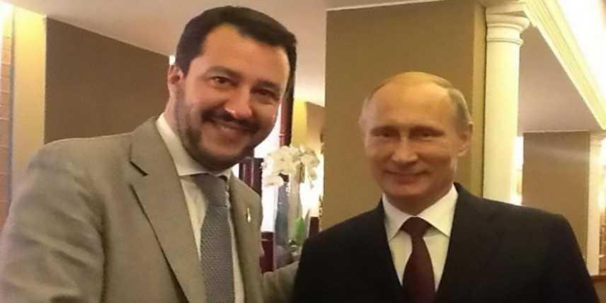 Russia, Salvini a Mosca per Assemblea Confindustria