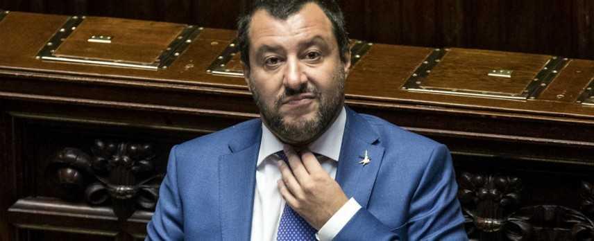 """Salvini sulla stampa: """"Se un giornale non mi piace, non lo compro"""""""