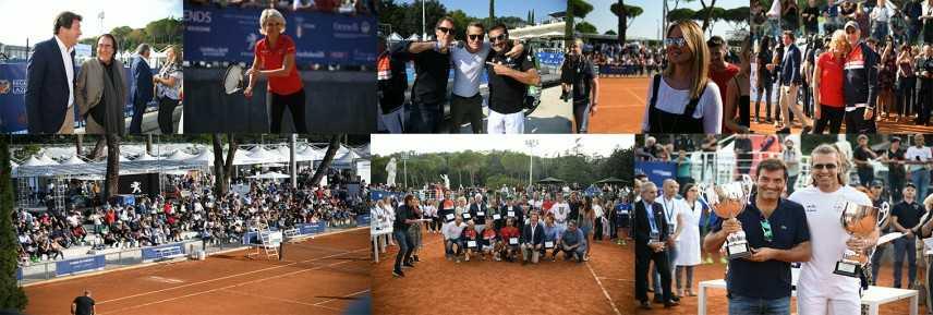 Tennis & Friends, oltre 18.000 check up medici nel weekend di prevenzione al Foro Italico