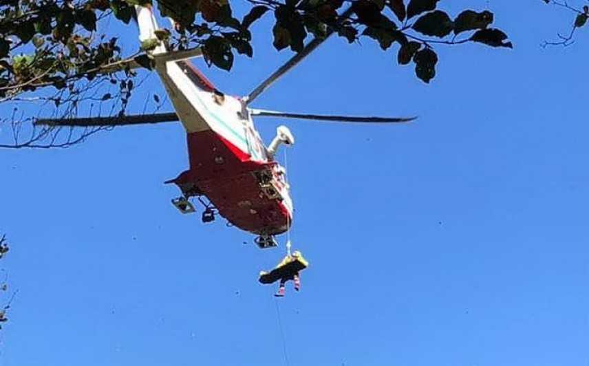 Montagna: morti i due escursionisti dispersi a Pinerolo