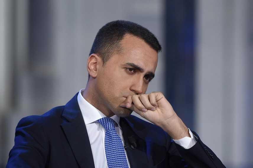 """Di Maio contro Draghi: """"Avvelena il clima ulteriormente"""""""