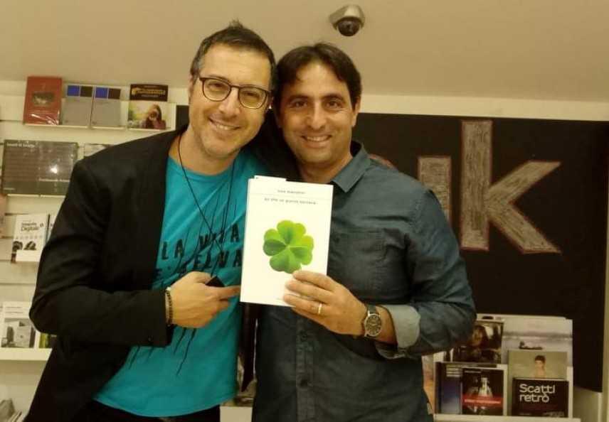 So che un giorno tornerai, intervista all'autore Luca Bianchini. Recensione.
