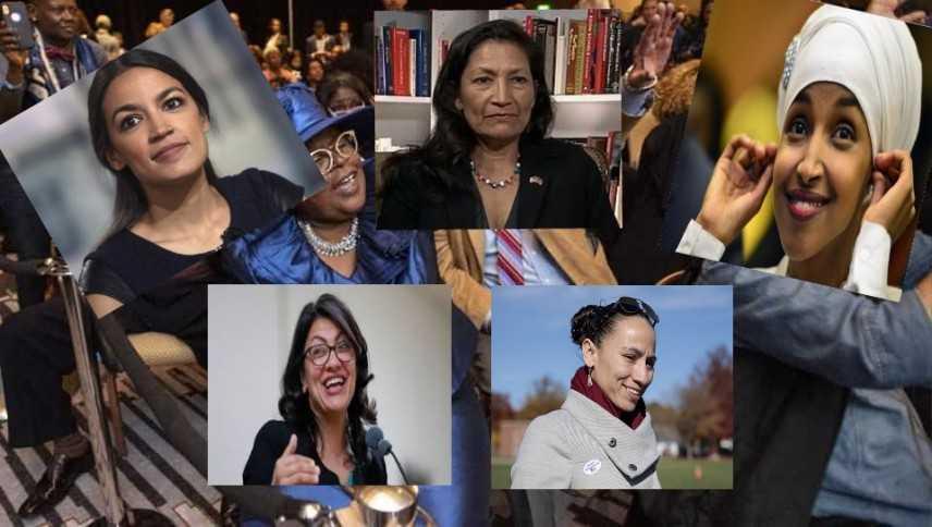 Midterm: un considerevole numero di donne elette nel Congresso degli Stati Uniti