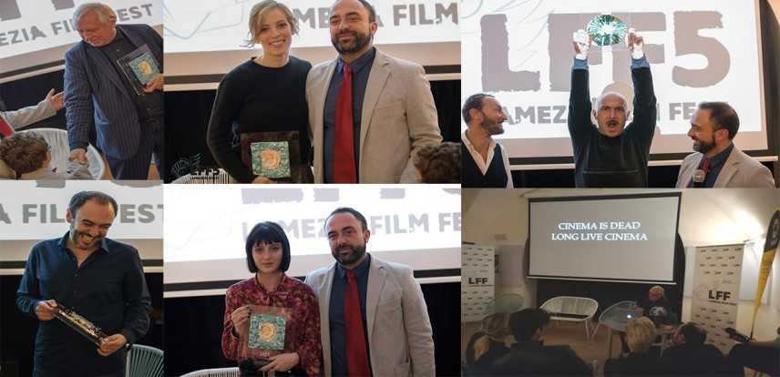Il regista internazionale Peter Greenaway chiude i battenti del Lamezia Film Fest5