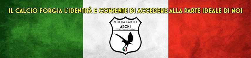 Calcio. Archi, nasce la prima Accademia Calcistica