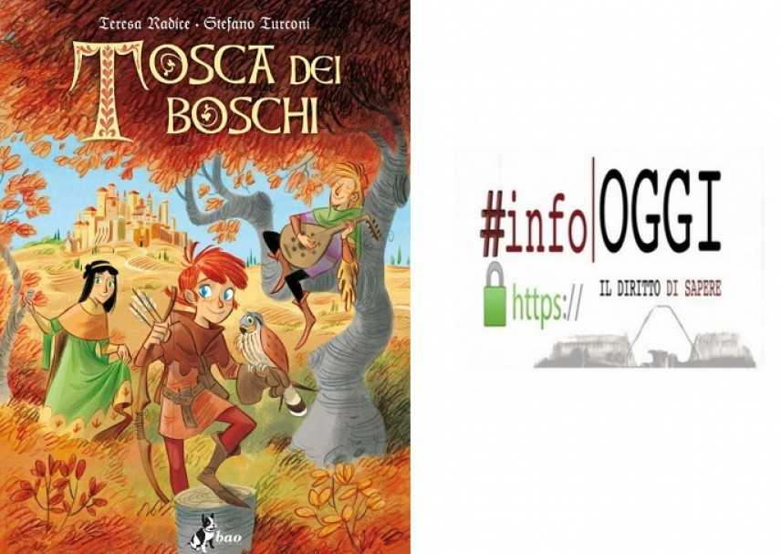 Tosca dei boschi, poesia a fumetti da Bao Publishing