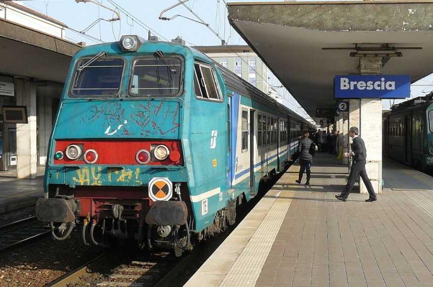 Operaio 35enne, investito e ucciso da treno sulla Brescia-Milano