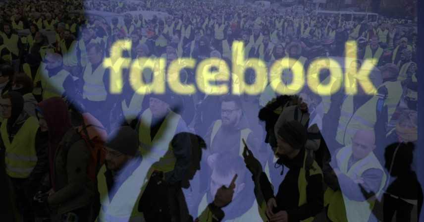 Gilet gialli: l'algoritmo di Facebook che ha 'creato' il movimento