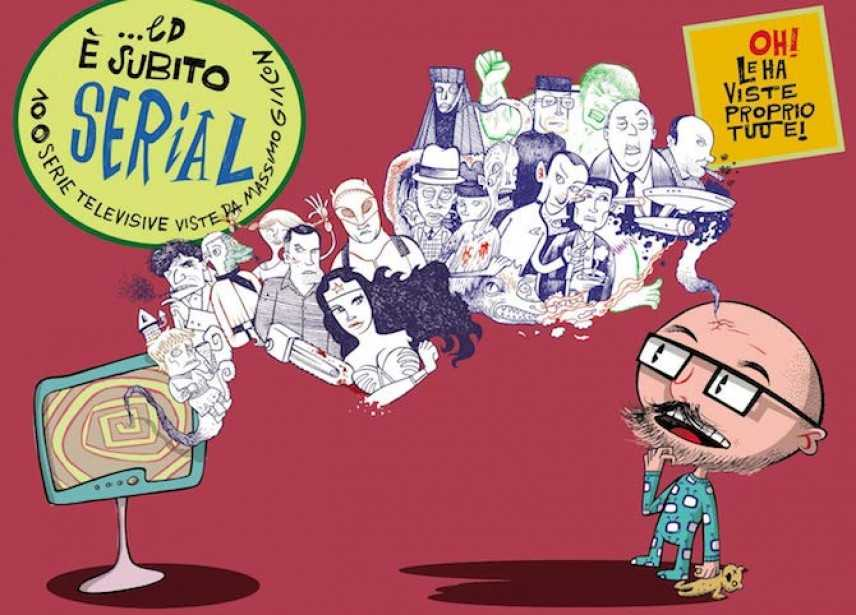 100 serie tv analizzate da Panini Comics