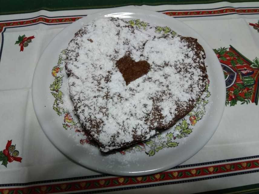 Torta: Cuore di cioccolato