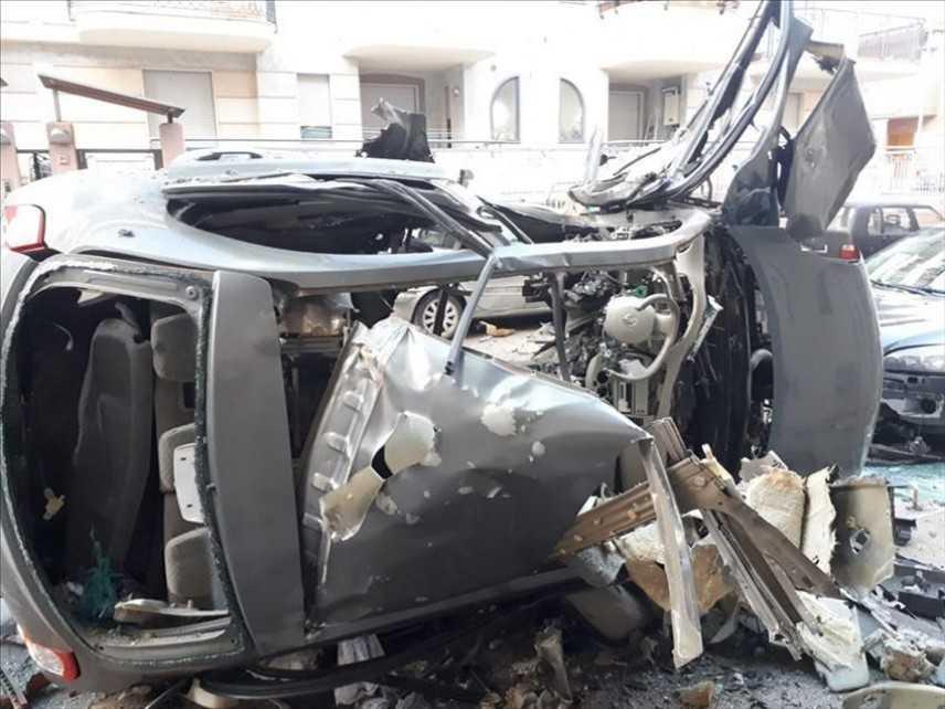 """Bomba distrugge auto carabiniere: Sasso (Lega), """"Reagire subito"""""""