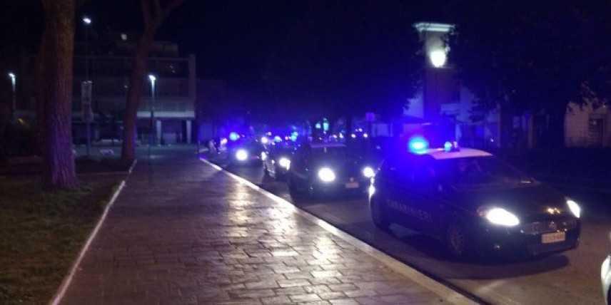 """Droga: blitz contro """"Cosa nostra Tiburtina"""", 9 arresti"""