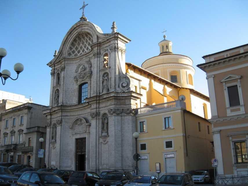 L'Aquila: riaperta Santa Maria del Suffragio