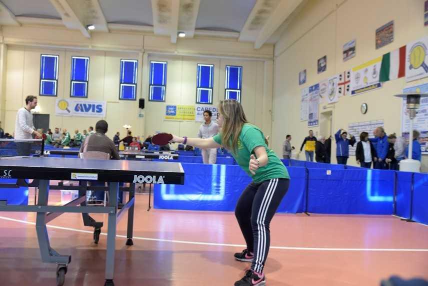 CIP Sardegna: l'idillio con il Tennistavolo continua
