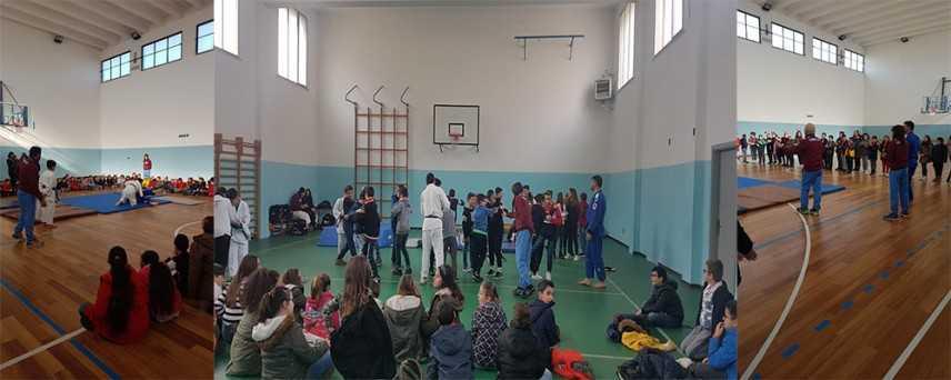 Polizia di Stato. Apre a Catanzaro una Sezione Giovanile delle FF.OO. con la disciplina del Judo
