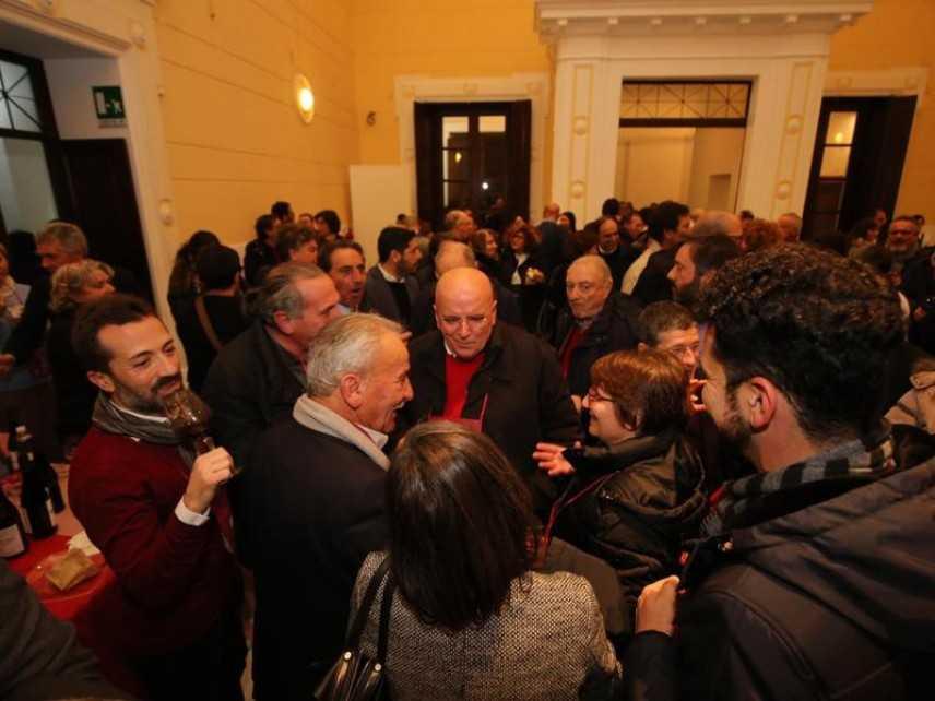 Rosso Calabria: successo nelle 5 città capoluogo