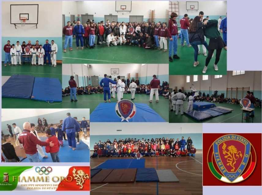 Apre a Catanzaro una Sezione Giovanile delle Fiamme Oro con la disciplina dello judo