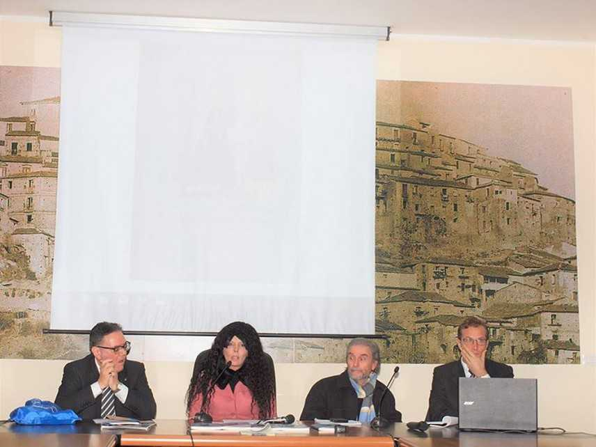 Il Centro Theotokos a Monterosso Calabro