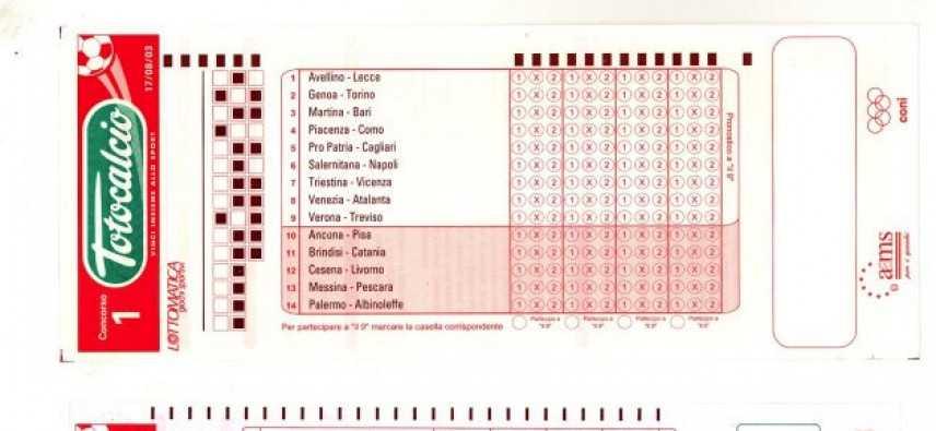 Manovra: stop Totocalcio, arriva concorso unico