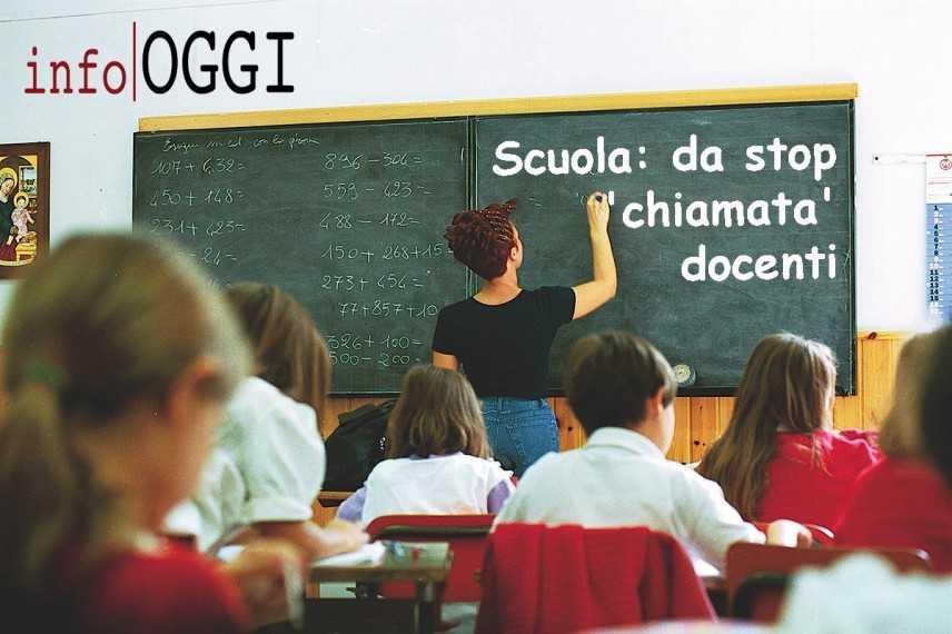 Scuola: da stop 'chiamata' docenti a aliquote, accordo su contratto