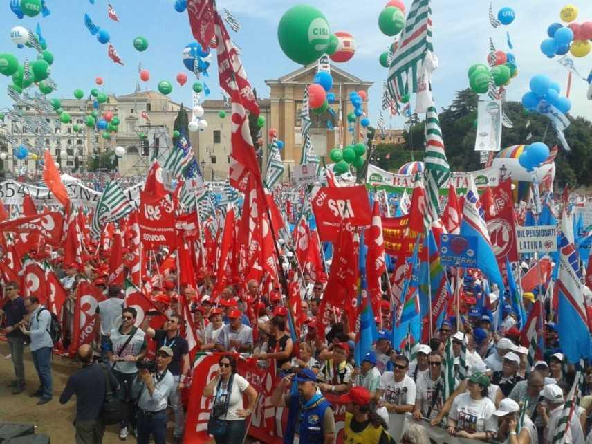 Manovra: Cgil, Cisl e Uil bocciano la Legge di Bilancio e annunciano manifestazione a Gennaio