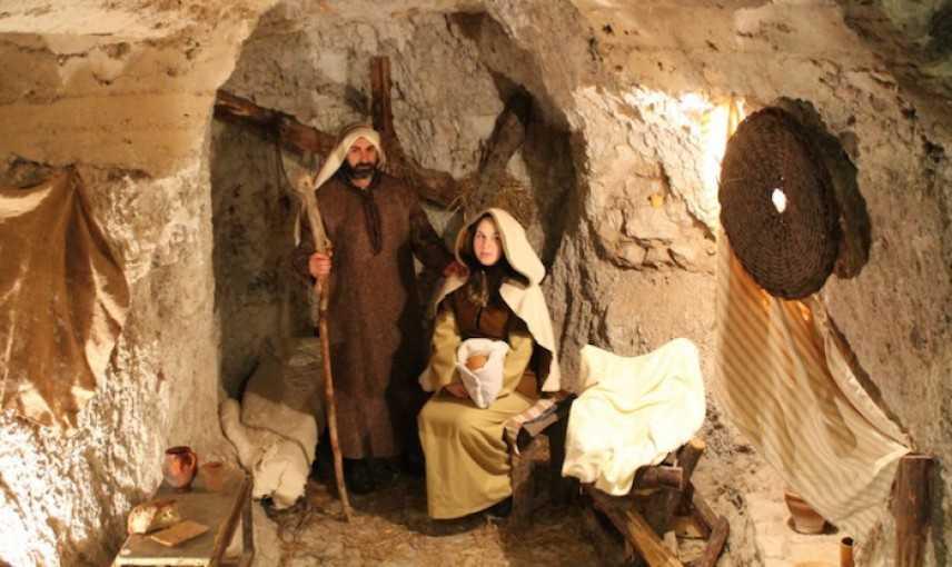 Il presepe vivente di Trivigliano. Il 29 dicembre e a capodanno