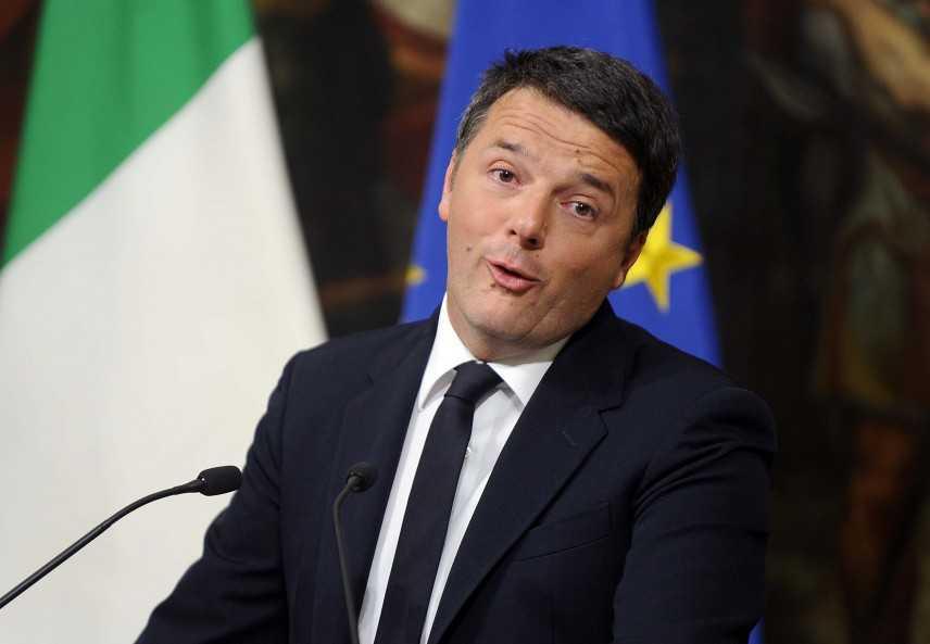 Governo: Renzi, andrà in pezzi prima delle europee