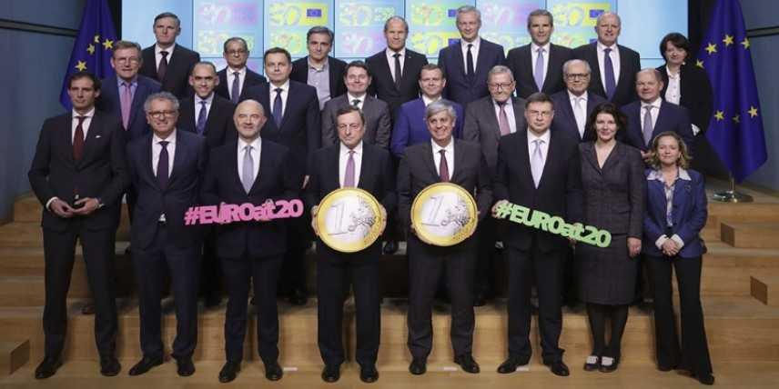 20 anni della moneta europea nata il 1° gennaio 1999