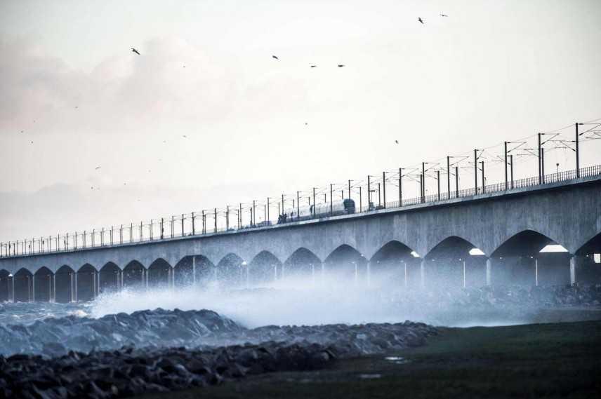 Danimarca: incidente ferroviario, numerosi morti e feriti