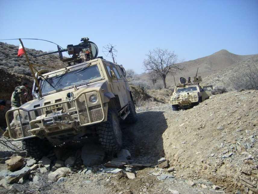 Afghanistan: razzo contro blindato italiano ma nessun morto