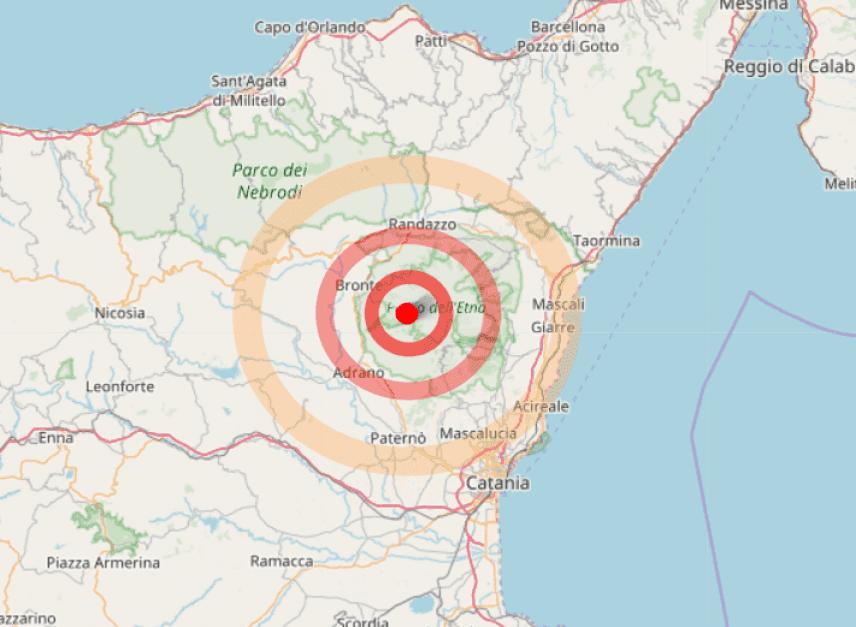 Continua lo sciame sismico in Sicilia e aumenta il numero degli sfollati