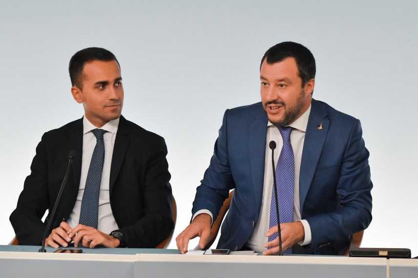Sicurezza, Salvini e Di Maio rispondono ai disobbedienti