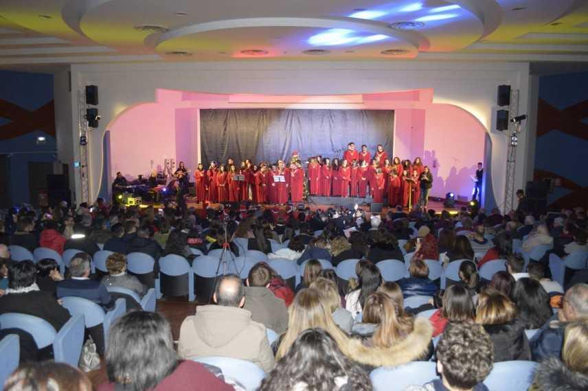 Un respiro di Pace nel concerto dei giovani del Movimento Apostolico di Catanzaro (Foto)
