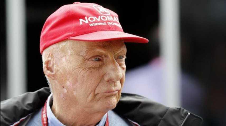 F1: nuovo ricovero in terapia intensiva per Niki Lauda