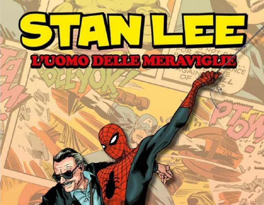 Panini e Marvel celebrano in volume il genio di Stan Lee