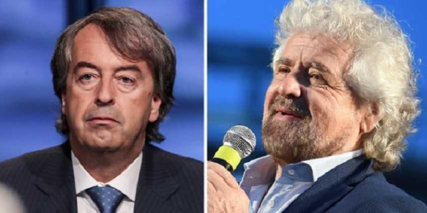 Svolta vaccini: Grillo firma patto pro vax proposto da Burioni