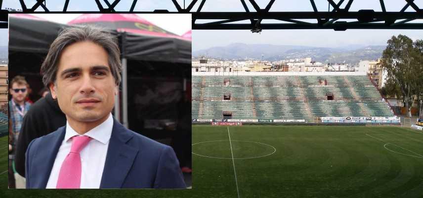 """Calcio: Falcomatà, """"In bocca al lupo a nuovi proprietari Reggina"""""""