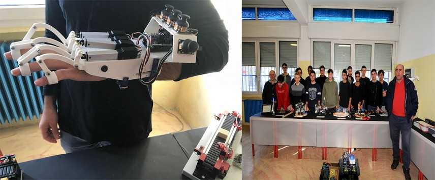 Con l'esoscheletro terapeutico del Montalcini la fisioterapia si fa con il joystick