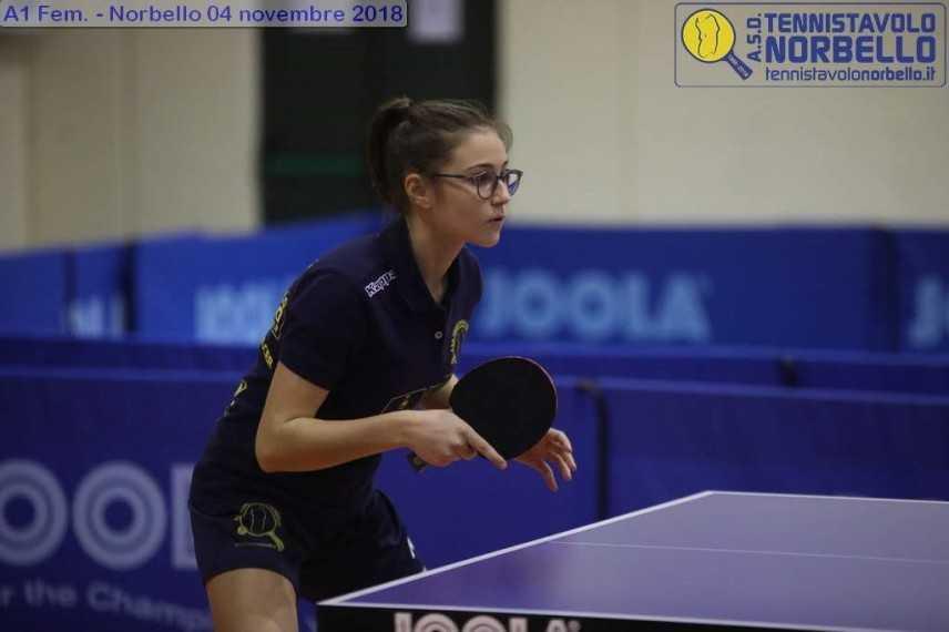 Tennistavolo Norbello: a Terni per la Coppa Italia 2019