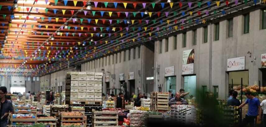 Blitz nel mercato ortofrutticolo di Catania, maxi-sequestroBlitz mercato ortofrutticolo di Catania