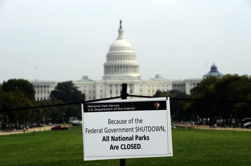 USA, shutdown più lungo della storia