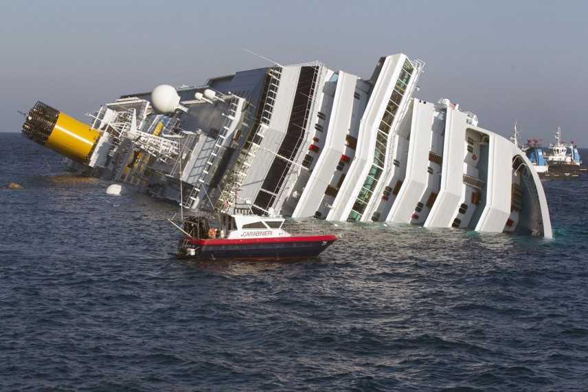 """Ortelli: """"Soddisfatto della mia isola,ma non dimentichiamo le vittime della Concordia"""""""