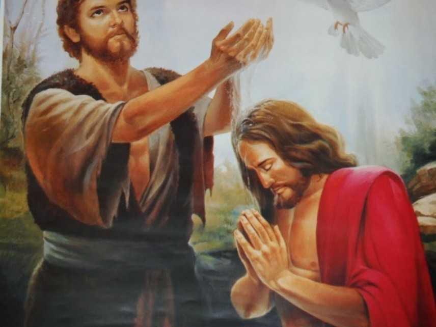 Papa: Gesù si fece battezzare da Giovanni per unirsi al popolo