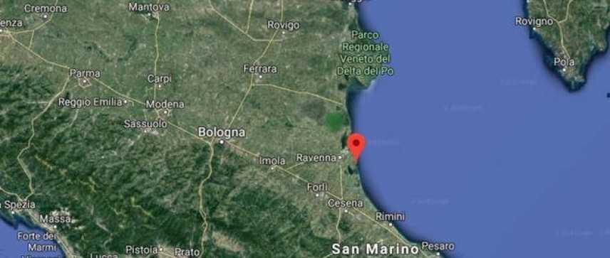 Terremoto: terrore a Ravenna Magnitudo 4.6  poi 5 repliche, oggi scuole chiuse