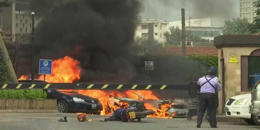 Kenya: Nairobi attacco terroristico affiliati ad Al-Qaeda